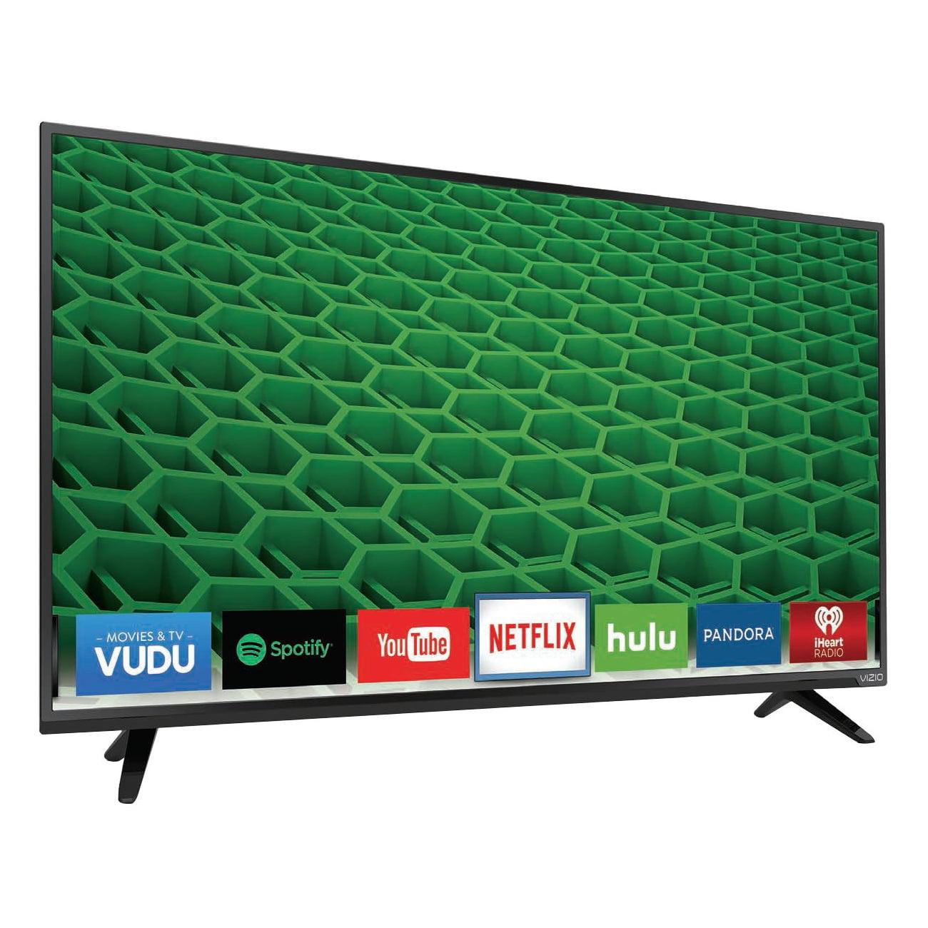 """Vizio D D43-d2 43"""" 1080p Led-lcd Tv - 16:9 - Black - 178; / 178; - 1920"""