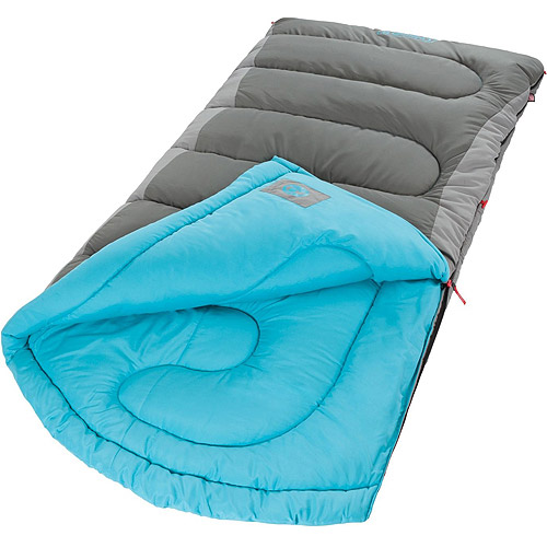 Coleman Dexter Point 30 Adult Sleeping Bag by COLEMAN