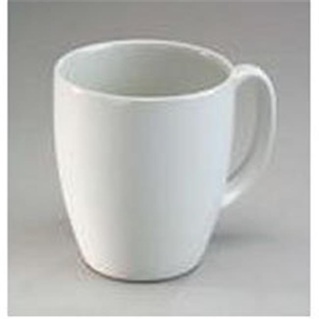 Corningware - Corell 6022022 WHT 11 oz. Mug - White - Pack of 6 - image 1 of 1