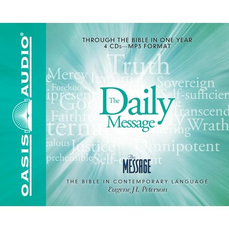 (The Daily Message : Complete Message Bible)