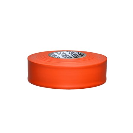 Presco Taffeta Roll Flagging Tape: 1-3/16 in. x 300 ft. (Orange)