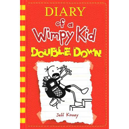 Diary of a Wimpy Kid #11: Double Down (Hardcover)