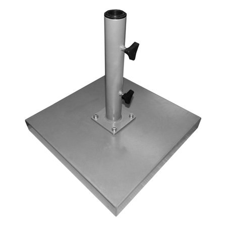 Greencorner Concrete Filled Steel Umbrella Base Base Sc