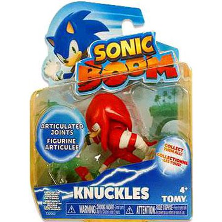 Sonic The Hedgehog Sonic Boom Knuckles 3 Action Figure