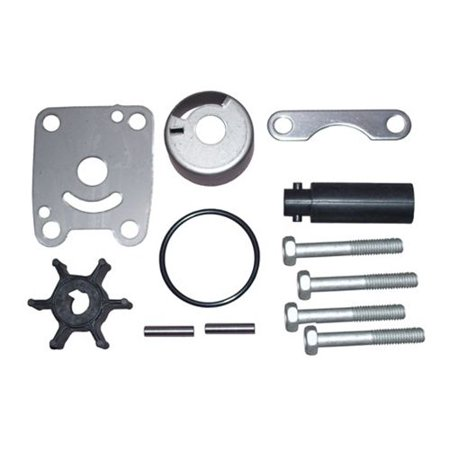 OEM Yamaha Outboard (88~02) 3HP Water Pump Impeller Repair Kit - 0000 Marine