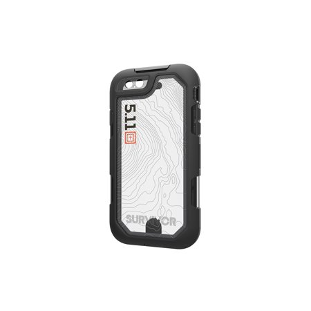 size 40 4b066 baf72 Griffin Survivor Extreme: 5.11 Tactical Edition iPhone 7 Plus Case with  Belt Clip and Impact Resistant Design - Black/Grey
