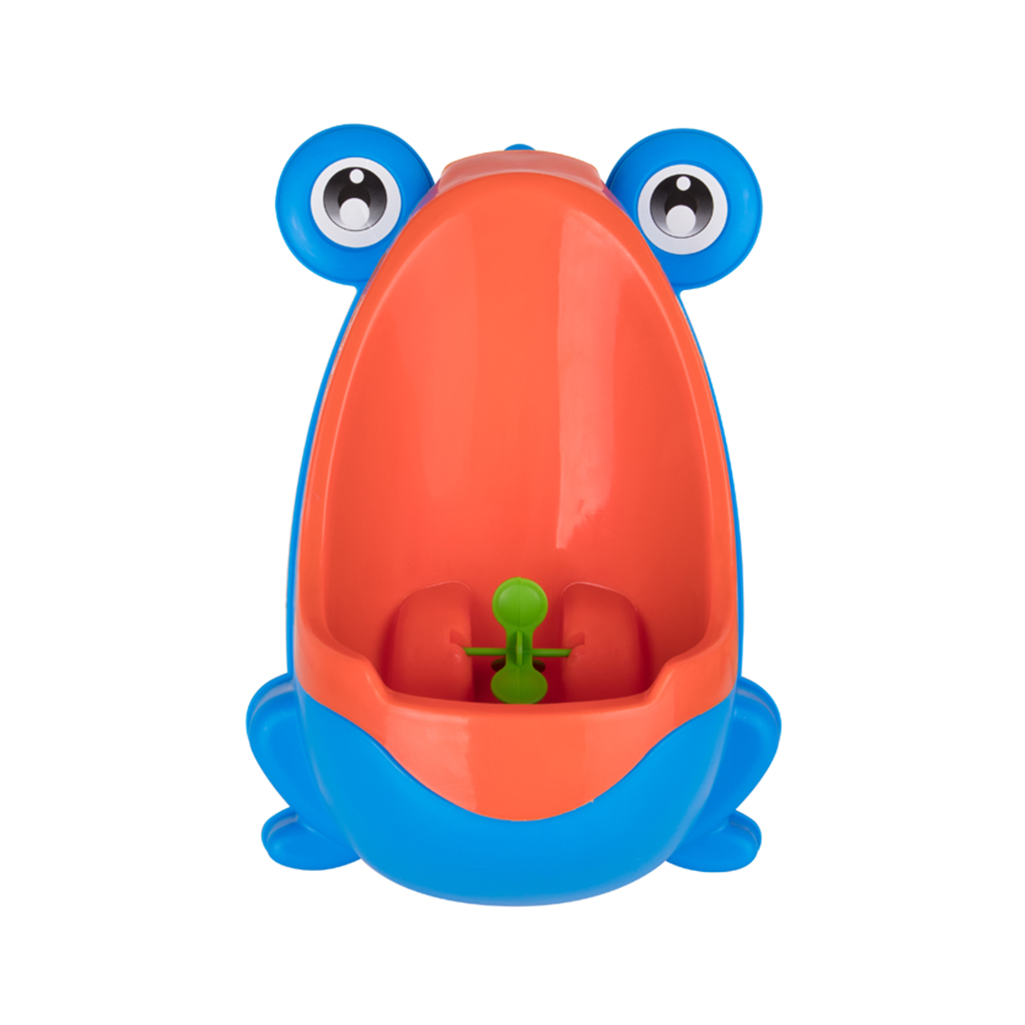 NK Frog Potty Toilet Children Training Kids Urinal for Boys Pee Trainer Bathroom Hanging & Stand Up