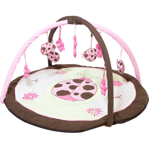 Pam Grace Creations Ladybug Lucy Play Gym