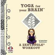 Design Originals Yoga For Your Brain: A Zentangle Workout