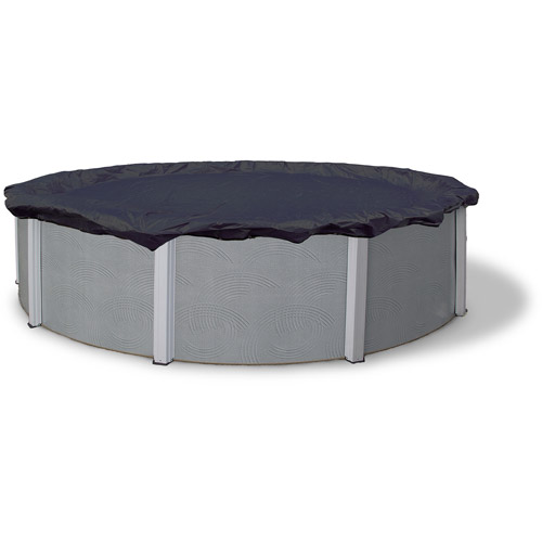 Blue Wave Bronze 8-Year 12' Round Above-Ground Pool Winter Cover