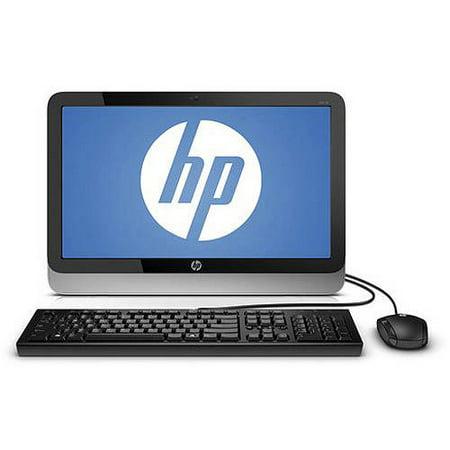 HP Black 19-2113w All-In-One Desktop PC with Intel Celeron J1800 Processor, 4 GB Memory, 19.45