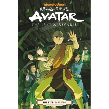 Avatar: The Last Airbender - The Rift Part 2 -