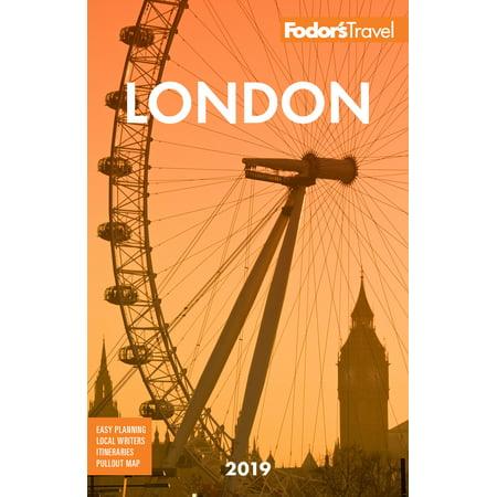 Fodor's London 2019:
