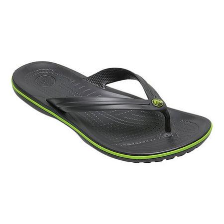 018fa92ea Crocs - Crocs Crocband Flip Sandal - Walmart.com