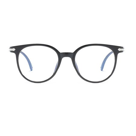 Blue Light Blocking Spectacles Anti Eyestrain Decoratie Glasses Light Computer Radiation Protection (Spectacles For Computer)