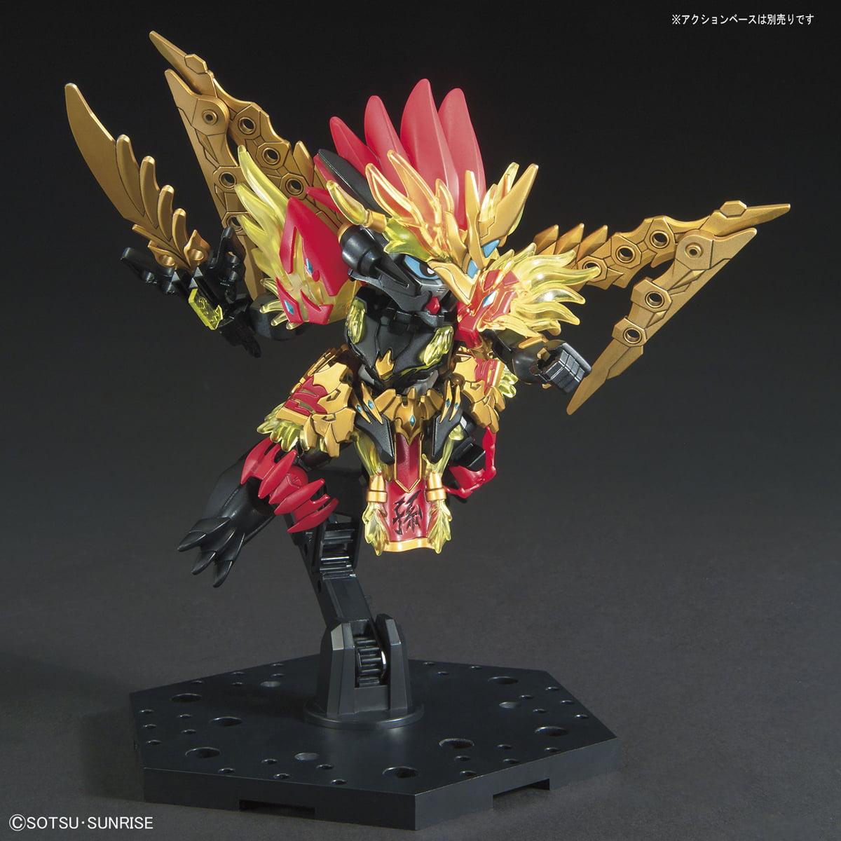 El KI65305 SD Sangoku Sokets Sun Jian Gundam Astray