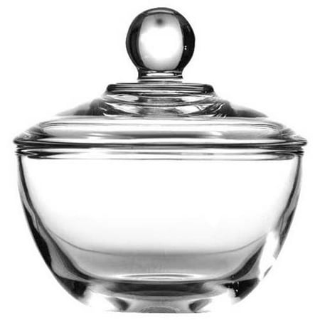 Anchor Hocking Presence Sugar Bowl with Cover