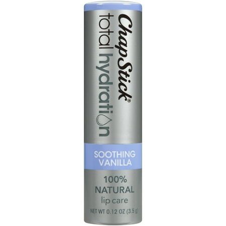 (2 pack) ChapStick Total Hydration Lip Balm, Soothing