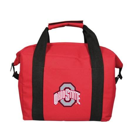 NCAA Ohio State Buckeyes 12 Can Cooler - Ohio State Buckeyes Thermos