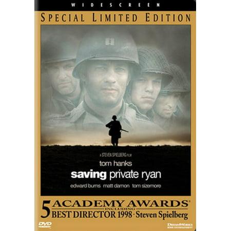 Saving Private Ryan (DVD) (Ryan Gosling Abs)