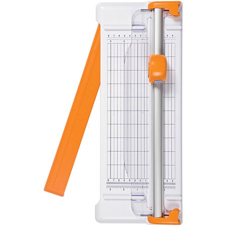 Deluxe Scrapbooking Rotary Paper Trimmer (12