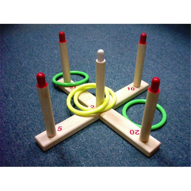 Everrich EVU-0001 Deluxe Ring Toss - 17 Inch Base