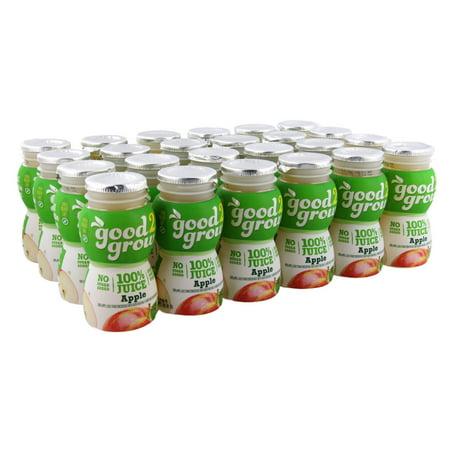 Kiwi Juice - good2grow Apple Juice 6oz Refill Pack, 24ct.