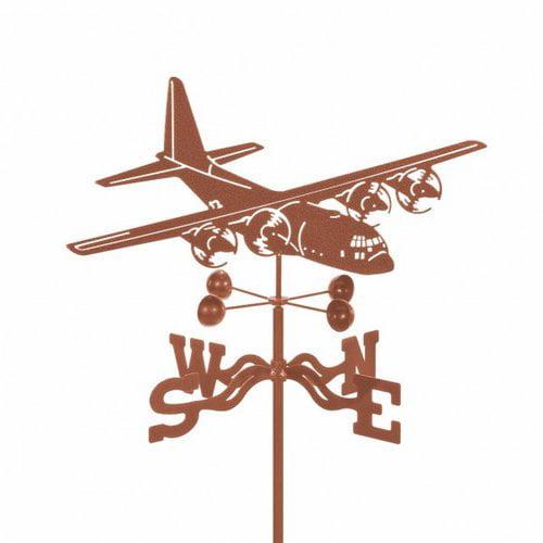 EZ Vane Inc C-130 Airplane Weathervane by EZ Vane