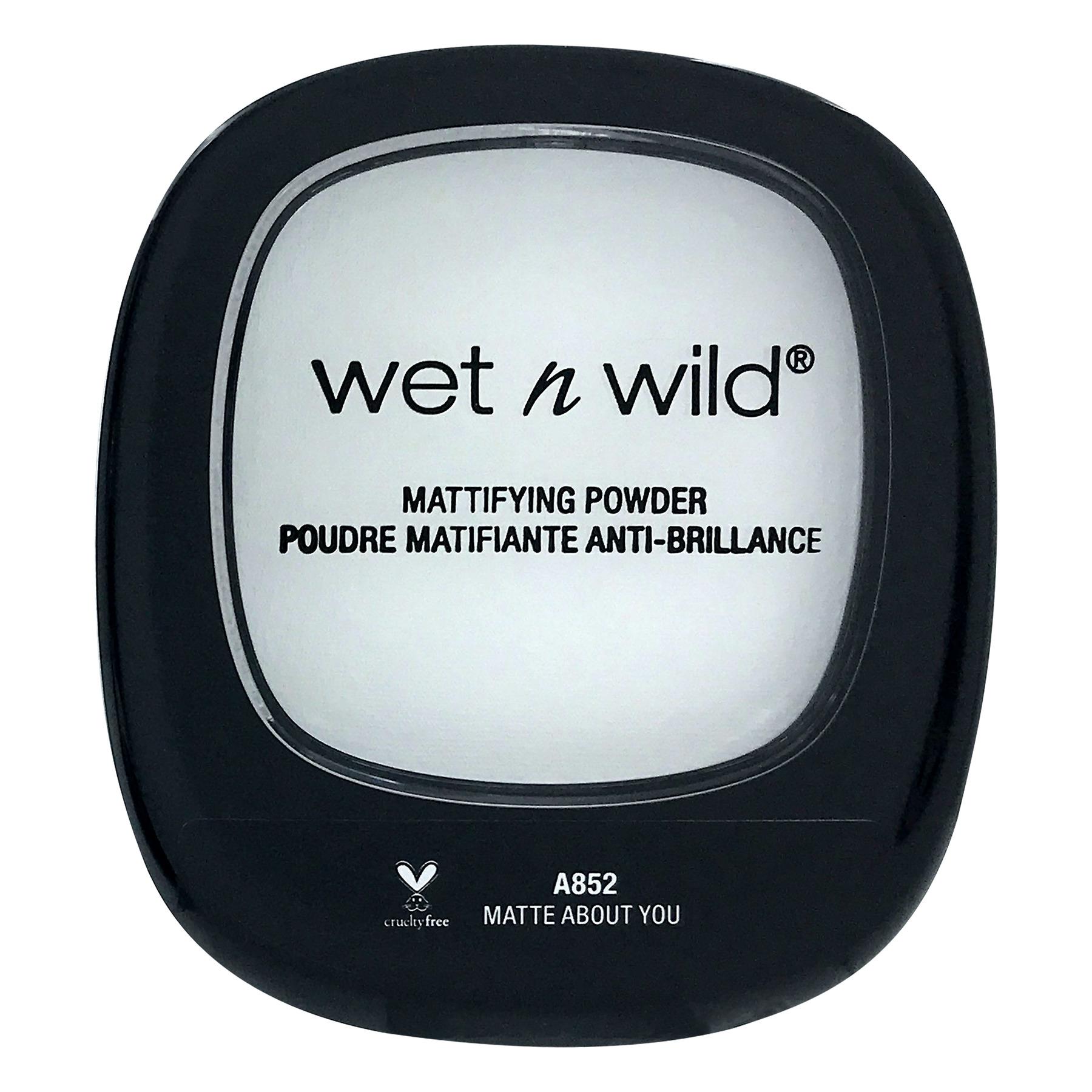 wet n wild Take On the Day Mattifying Powder, Matte About You