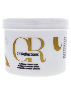 Oil Reflections Luminous Reboost Face Mask by Wella for Unisex - 16.9 oz Face Mask