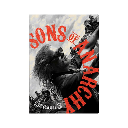 Sons of Anarchy: Season Three (DVD) for $<!---->