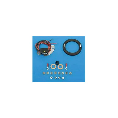 Eckler's Premier  Products 40-169236 Full Size Chevy Distributor Conversion Kit, Pertronix Electronic,