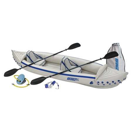 Sea Eagle Boats INC Pro Sport Kayak in White