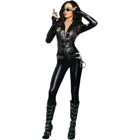 Special Ops Adult Women's Adult Halloween Costume - Nickelodeon Halloween Specials