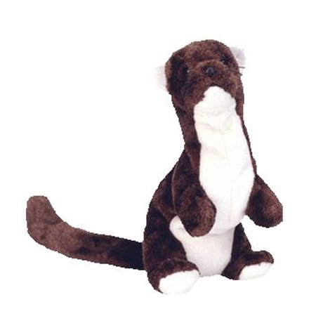 TY Beanie Baby - RUNNER the Ferret (7.5 inch)