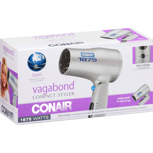 Conair Compact Styler 1875 Watt Dryer