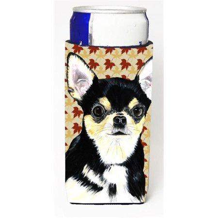 Chihuahua Fall Leaves Portrait Michelob Ultra s For Slim Cans - 12 oz. - image 1 de 1