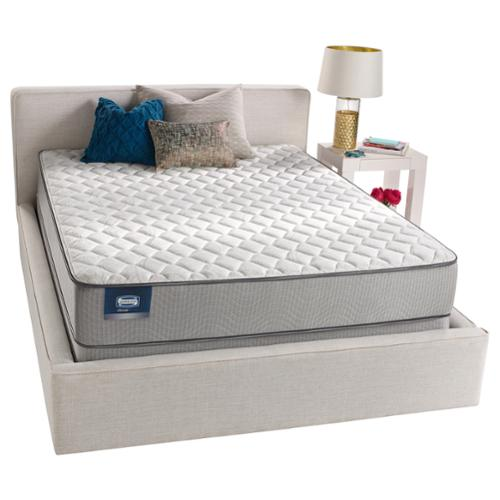 Simmons Beautyrest Simmons BeautySleep Kenosha Firm Queen-size Mattress Set