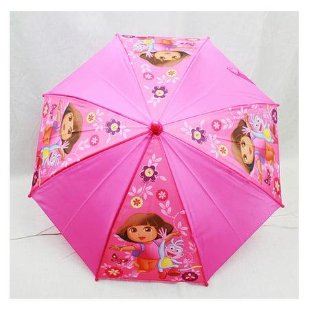 Umbrella - Dora the Explorer - New Gift Toys Kids Girls Licensed a03174 (Dora The Explorer Girls)