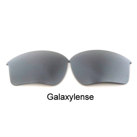 Galaxy Replacement Lenses For-Oakley Half Jacket 2.0 XL Silver Polarized 100%UVAB Ufo 2.0 Jacket