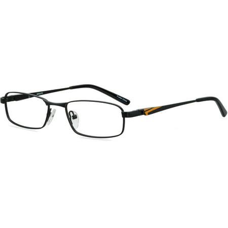 Image of ADOLFO Boys Prescription Glasses, Touchdown Black