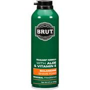 Brut® Original Fragrance Balancing Shave Foam 9.5 oz. Aerosol Can