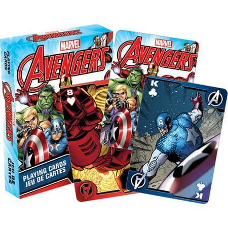 Avengers Comics Playing Cards](Avengers Cards)