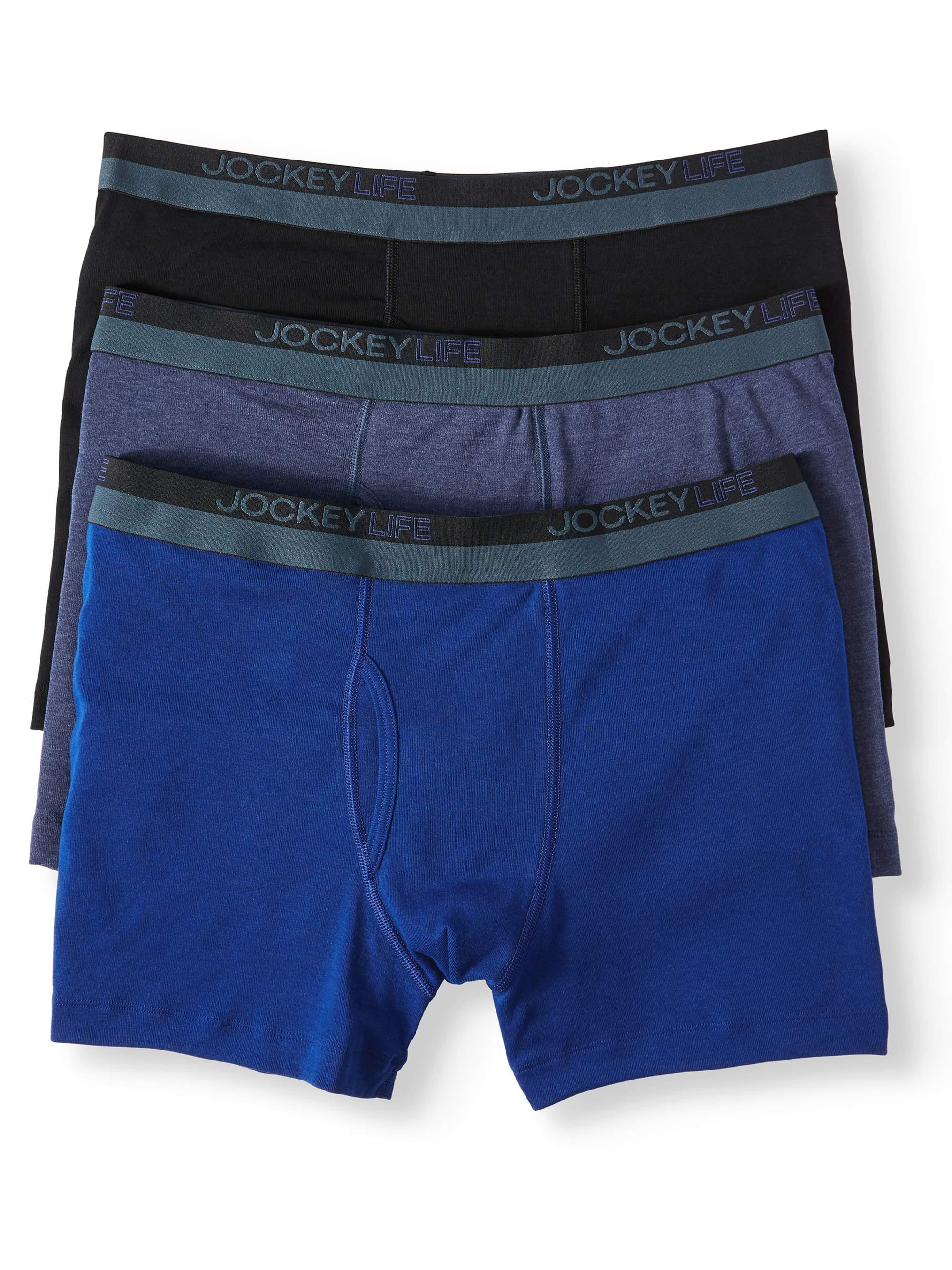 d2753ec7dc7e Life Mens Underwear Walmart