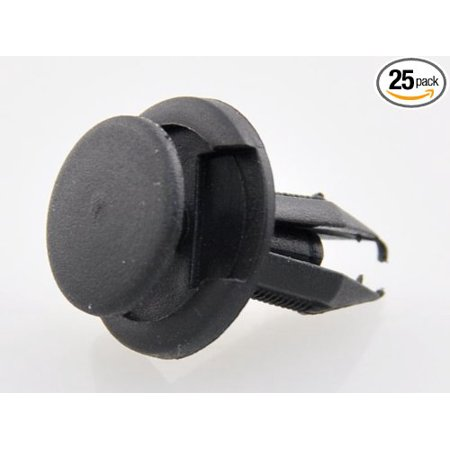25 Original Replacement Body Clips for GM Jeep Chrysler Vehicles,  By General Motors Ship from US