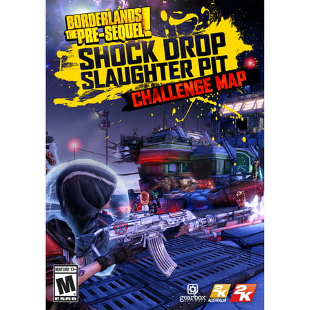 Borderlands: The Pre-Sequel - Shock Drop Slaughter Pit (PC)(Digital