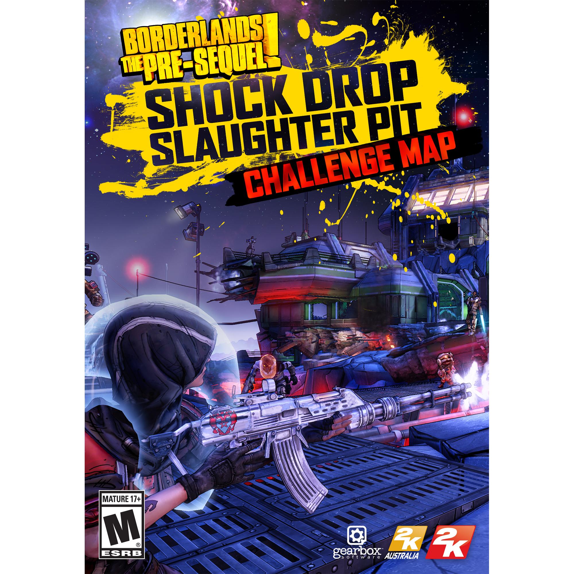 Borderlands: The Pre-Sequel - Shock Drop Slaughter Pit (PC)(Digital Download)