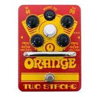 Orange Amplification Two Stroke Boost EQ Effect Pedal