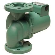 TACO Hydronic Circulating Pump,1/2HP,NPT/Fln 2400-70-3P