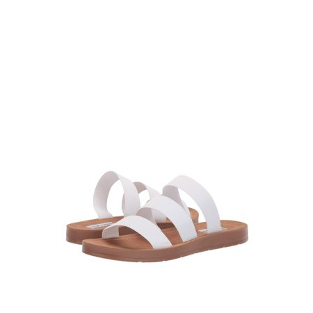 5eae3e8afe Steve Madden - Steve Madden Pascale Women's Casual Elastic Slide Sandals -  Walmart.com